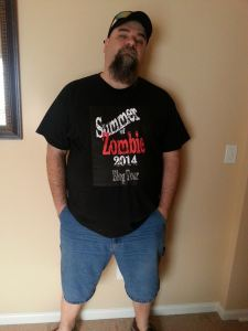 I own a shirt just like the one Armand wears.