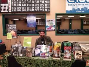 Steve Vernon, Author
